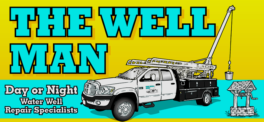 The Well Man, Thomasville Well Repair,  Tallahassee Well Repair, Tallahassee Solar Well